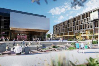 Milliardsatsing i Harstad: Historisk sentrumsfornyelse